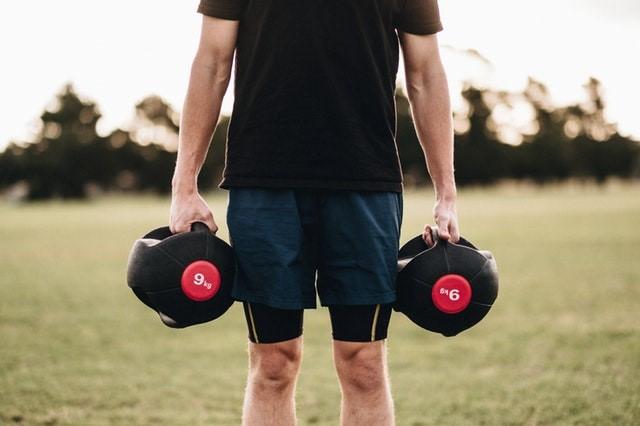 Exercícios Para Alargar Ombros e Costas