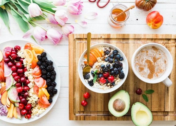 Sobremesas fit utilizando frutas